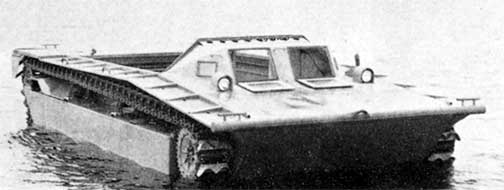 Early type LVT-2 at Tarawa